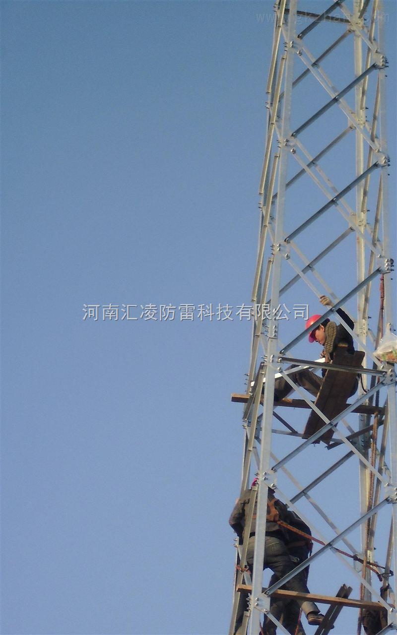 gfl-河南信阳电厂避雷针塔山东淄博角钢避雷针塔山西