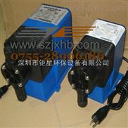 计量泵代理 氯酸钠加药泵 注射阀 中水回用设备