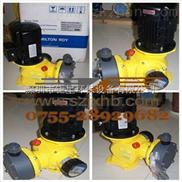 计量泵代理 药泵 喷药泵 食品计量泵 PH控制仪