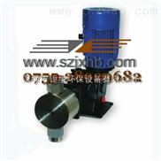 计量泵液压隔膜计量泵 高压泵 深圳液体搅拌机 西科计量泵