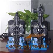 深圳钜星环保 计量泵柱塞计量泵 深圳环保设备批发 不锈钢泵