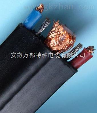电梯专用SYV-75-5(160编)+TVVB2X1.0+G2X1.2 双钢丝扁平综合电缆