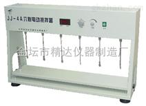 数显测速六连动电动搅拌器