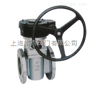 X341F-150(lb)/300(Lb)美标卡套式旋塞阀