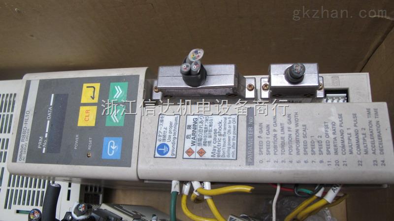 欧姆龙伺服驱动器 r88d-hl10