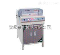 电脑程序控制自动切纸机电动数控切纸机