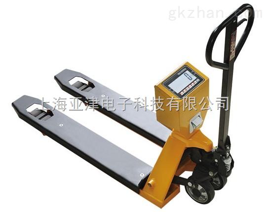 1t电子叉车秤   1吨打印叉车