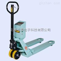 电子叉车秤多少钱   1.5吨带打印叉车秤
