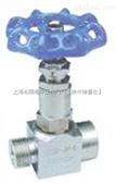 内外螺纹压力表截止阀J21W