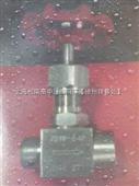 供应压力表截止阀J21W