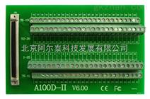 阿尔泰-适用于全部100芯SCSI型头或Mini SCSI接口的采集卡,可上导轨