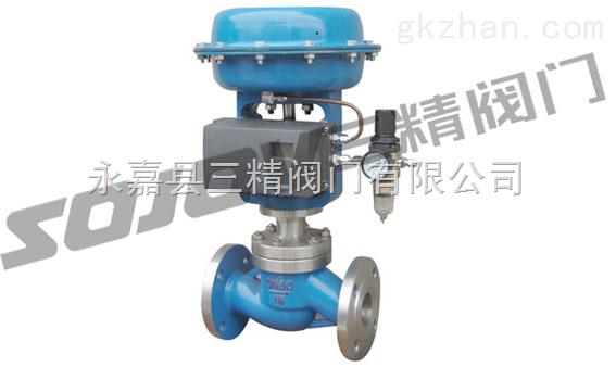 精小型气动薄膜直通单座调节阀、套筒调节阀