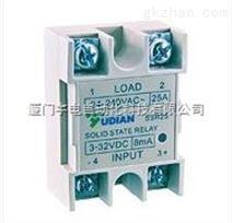 厦门宇电SSR20,固态继电器,继电器