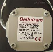 T-1000货号 961-10-上海祥树李明月报价BELLOFRAM电气转换器