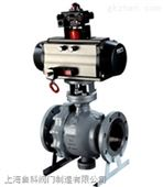 Q647F蒸汽气动固定式球阀