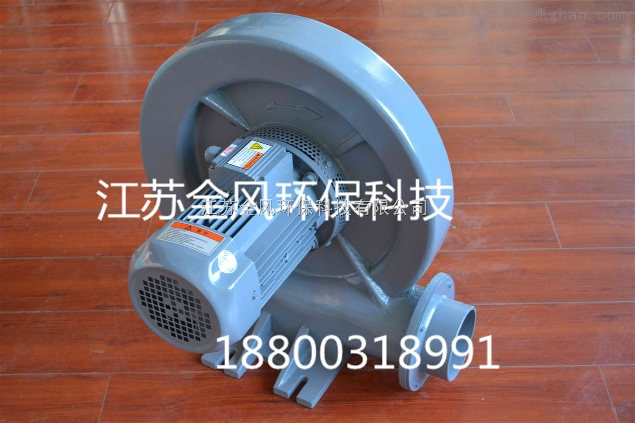 CX-7.5中压风机