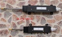 长条式位移传感器WDL系列产品参数及型号说明