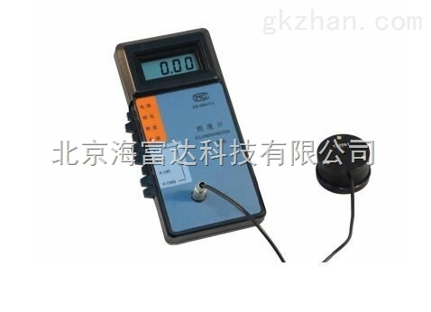 弱光照度计(验光仪专用) 型号:CN63M/ST-86L 库号:M383780