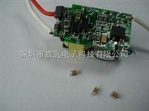 高压板专用3KV高压贴片电容器,2.2NF 2KV 1812 X7R厂家直销,货真价实!