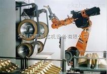 机器人打磨-机器人应用-中山元鼎机器人