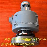 HTB75-104-四段式0.75KW中压鼓风机