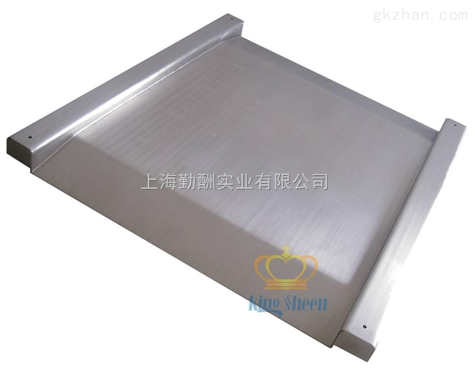 超低单层碳钢防爆电子地磅