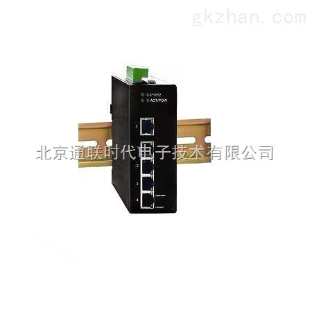 一光口+四电口宽温型工业交换机
