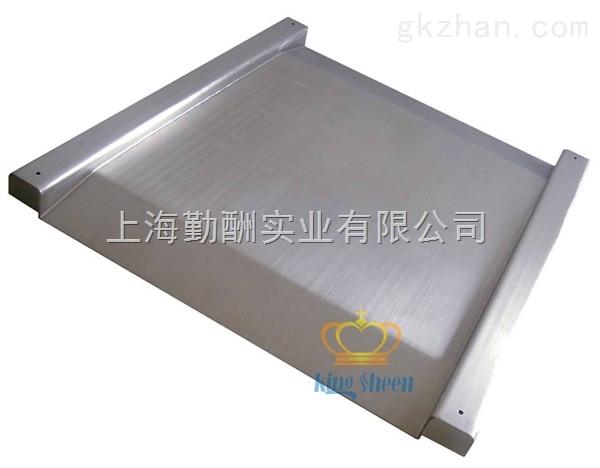 多种量程可选不锈钢防爆电子地磅