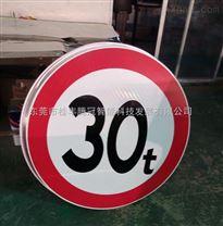 道路交通警示标志牌安全标识牌