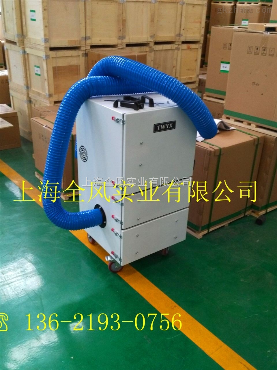 >> 【详细说明】        箱体式吸尘器,柜式吸尘器,工业