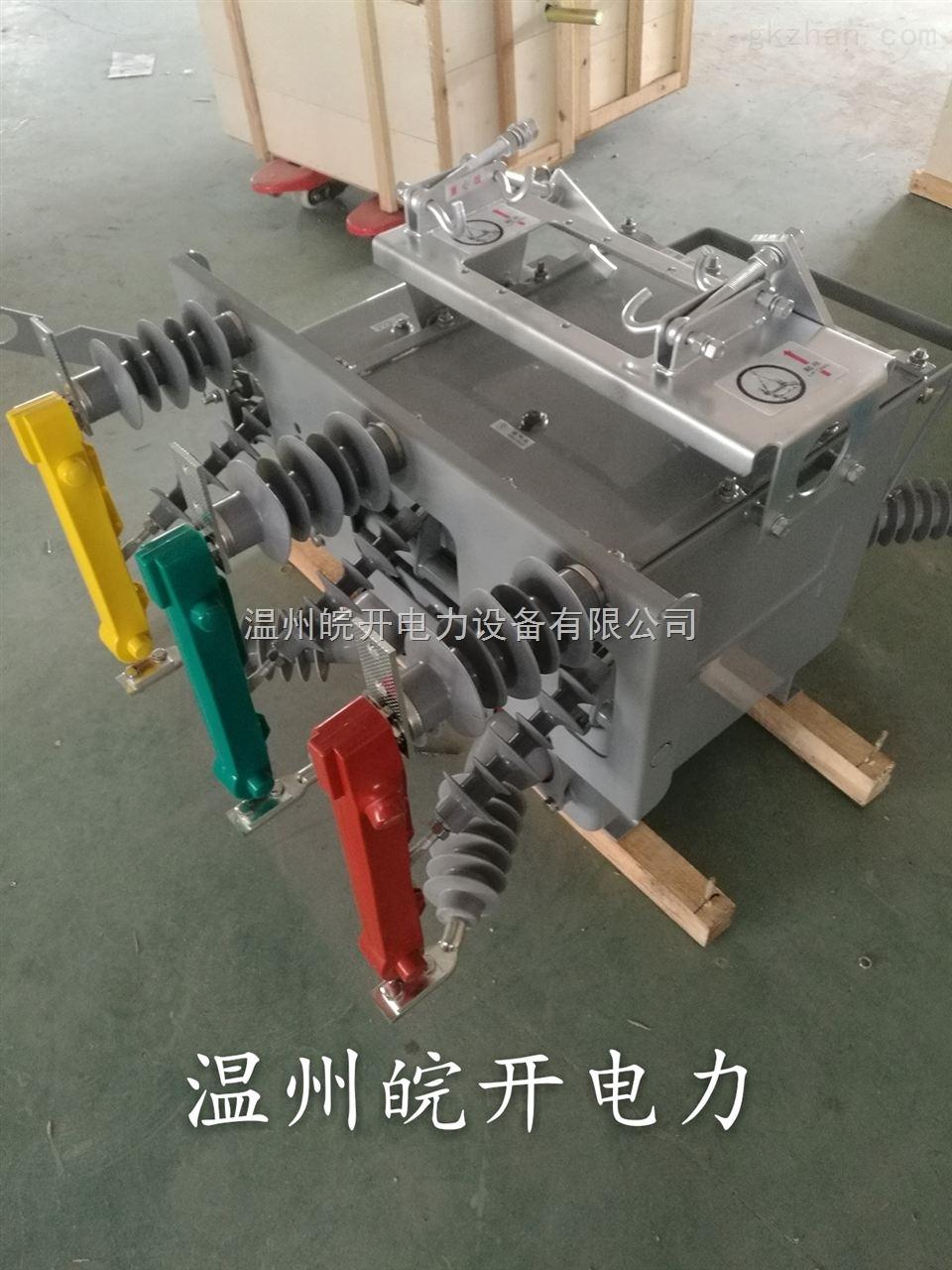 电动ZW20-12/630真空断路器