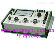 双臂电桥校验标准器(检定:0.05%以下各级双桥整体 0.01级) 型号:SD21/ZY4