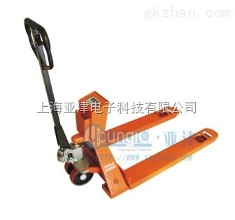 1T电子叉车秤半导体厂行业带打印叉车电子秤