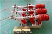 FKN12-12/630A高压负荷开关(安装图)