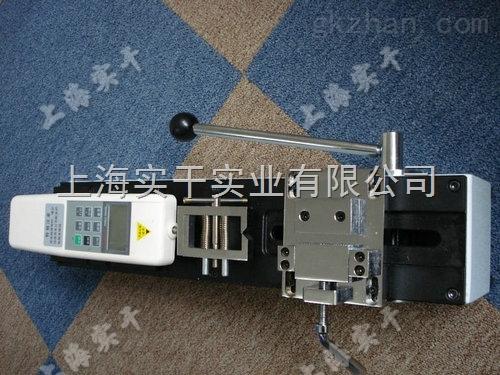 100公斤端子拉力检测机高清显示