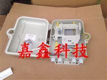 山东有线SMC1分96芯光纤分线箱