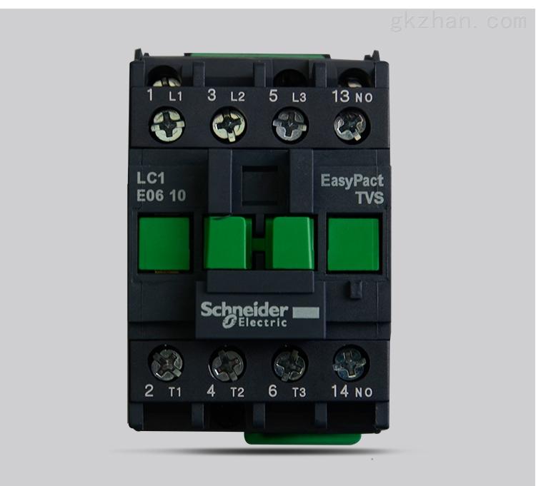 施耐德交流接触器lc1e1810