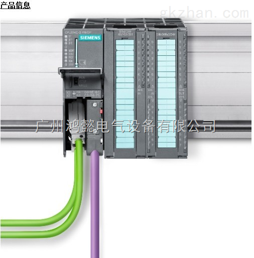 西�T子PLC控制器CPU319-3PN/DP