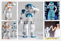 智能迎宾互动机器人黑豆机器人超乎您想象