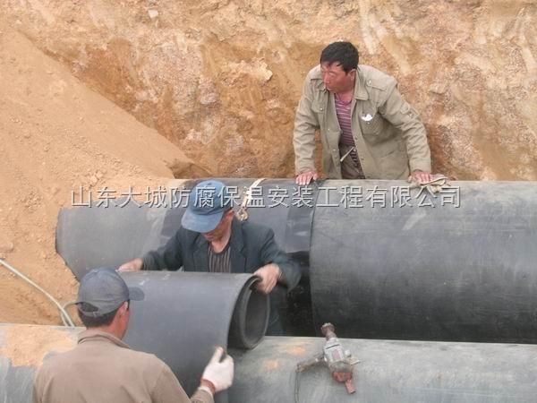 东营市聚氨酯保温管厂家