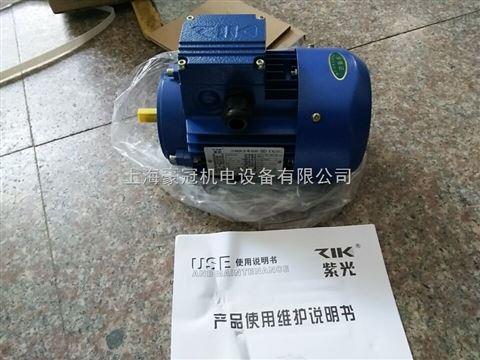 Y2中研紫光电机-传动感应电机