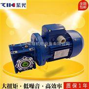 RV蜗轮减速机-RW紫光减速机报价