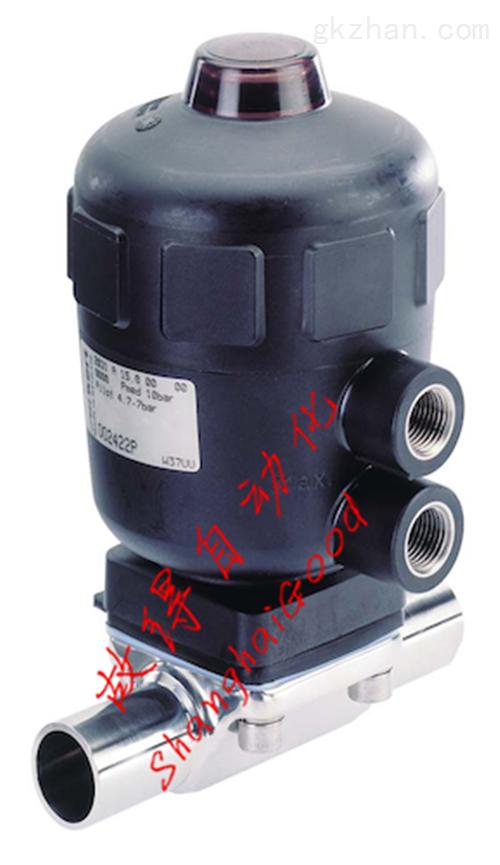 焊接隔膜阀_burkert2031
