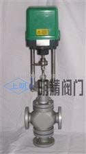 DZDLQX型电子式电动三通合流(分流)调节阀