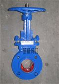PZ73X手动浆液阀,手动刀闸阀,插板阀,浆液阀