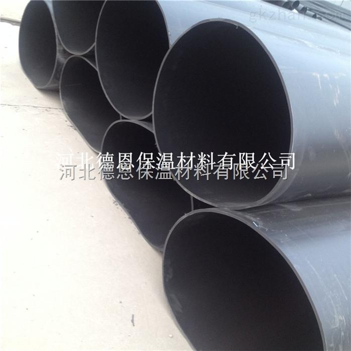白山复合高密度聚乙烯保温管道基本性能