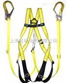 双挂点全身式 安全带,配有定位腰带