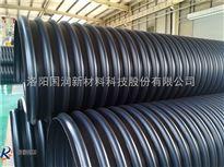 300-3000钢带增强pe螺旋波纹管