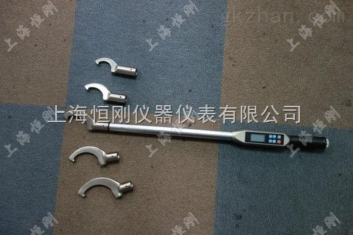 高强螺栓紧固检测专用勾头数显扭力扳手价格