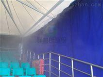 阜阳游乐园/游乐场排队通道喷雾降温设备厂家/喷雾降温智能控制系统
